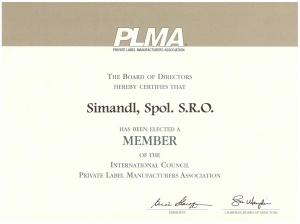 PLMA member